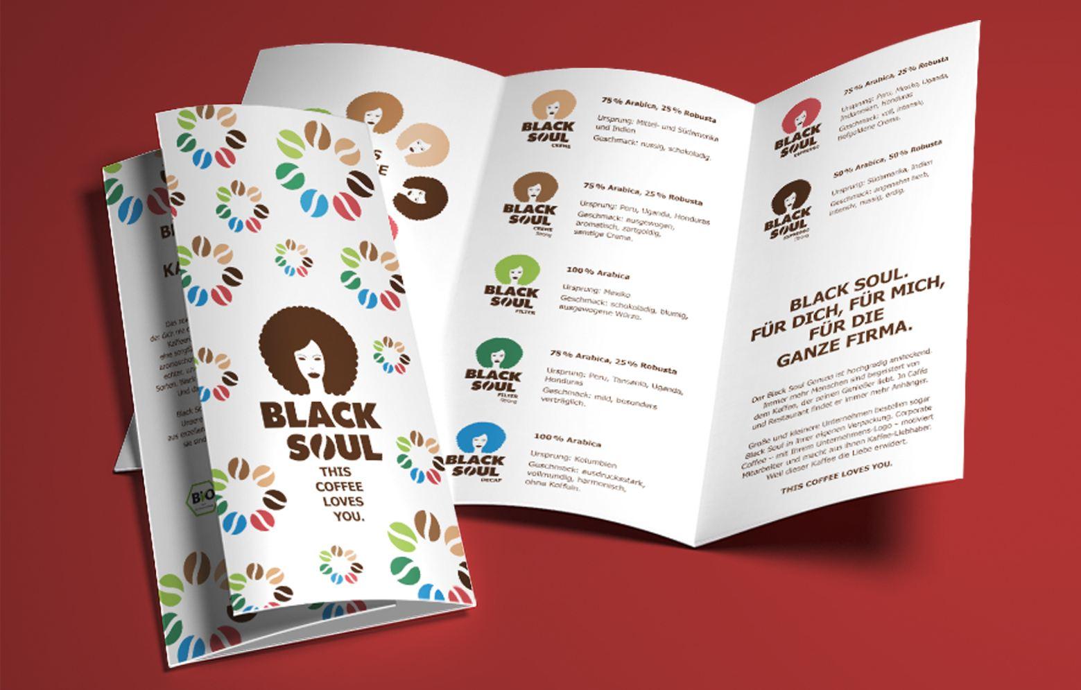 Flyer Von Black Soul