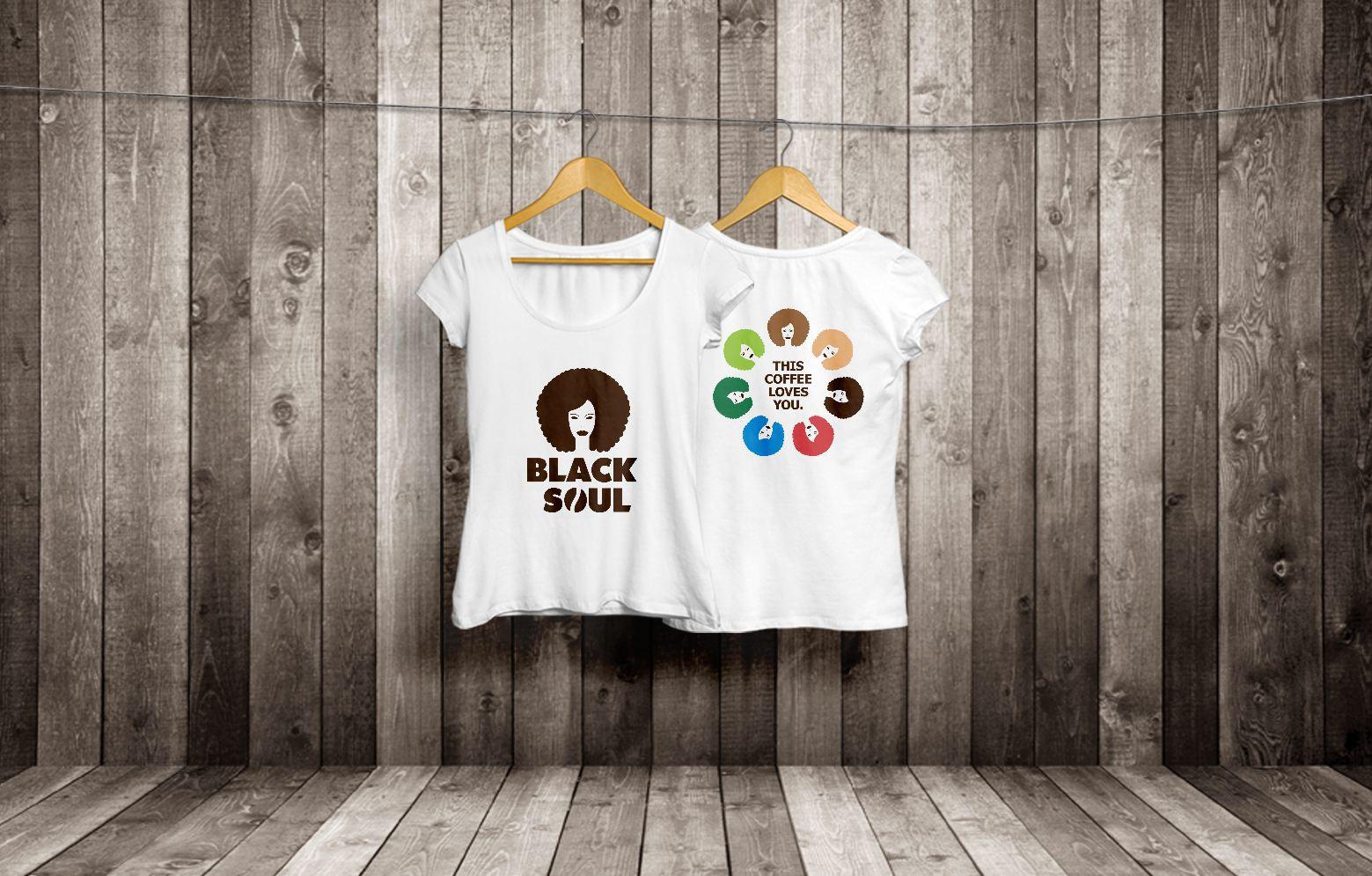 T-Shirts von Black Soul