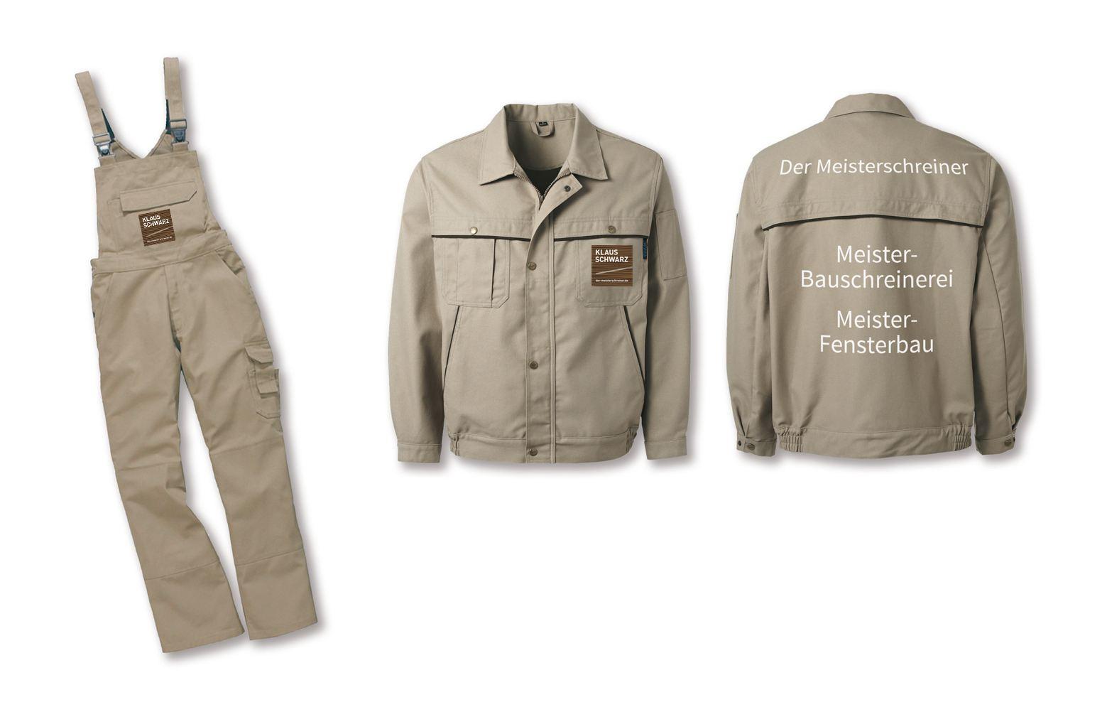 Klaus Schwarz Arbeitskleidung