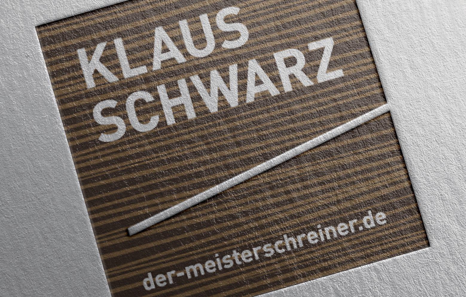 Klaus Schwarz Arbeiten