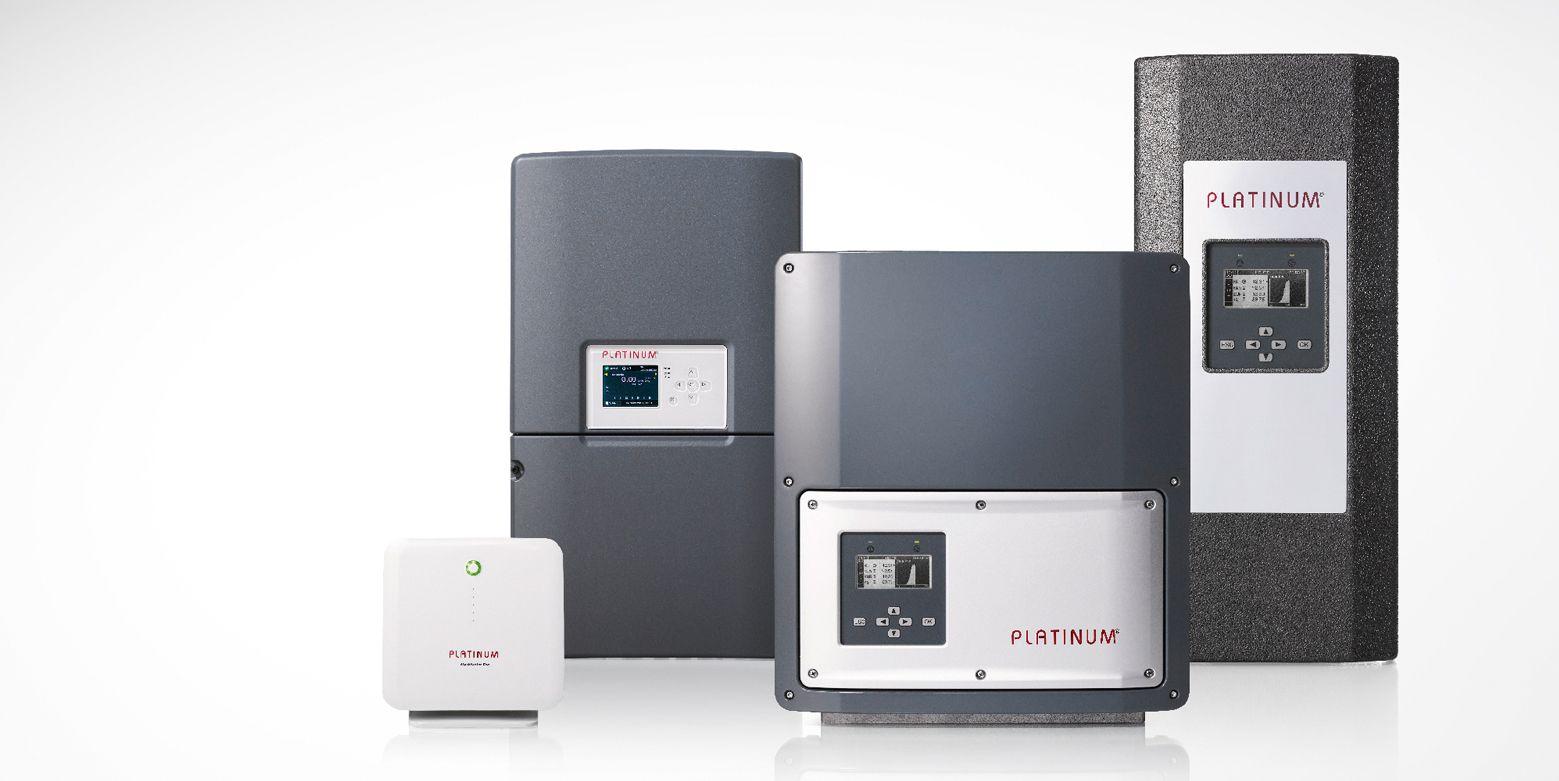 Produktkatalog Produktrange von Platinum