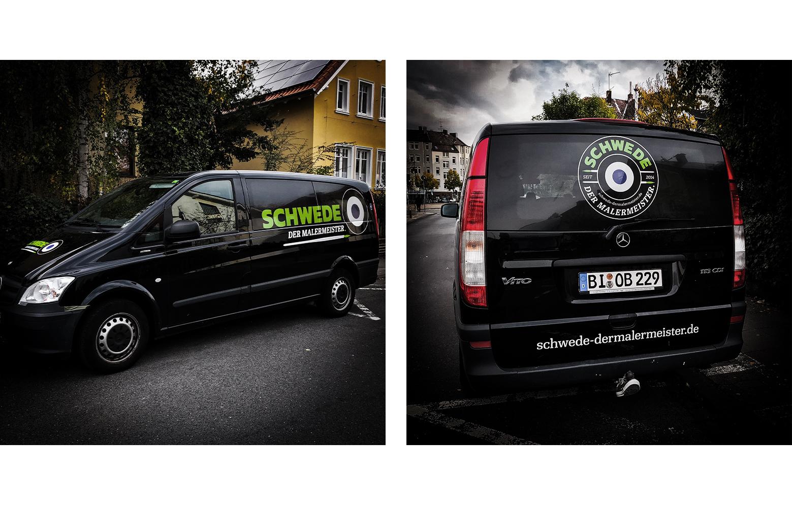 Schwede Mercedes-Benz Vito