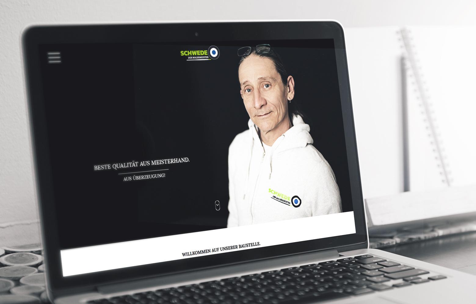 Schwede Website