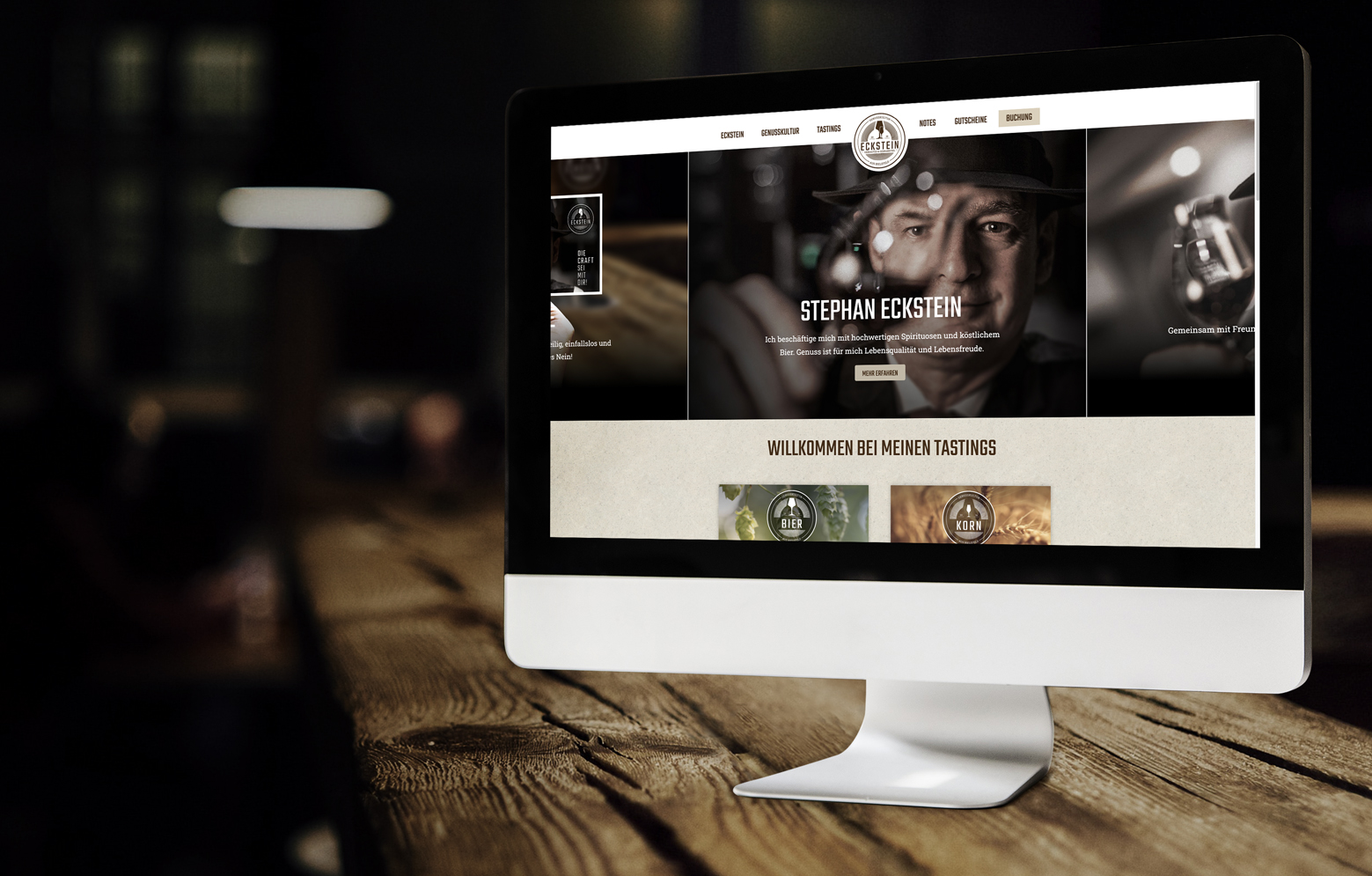 Header Startseite Website Stephan Eckstein