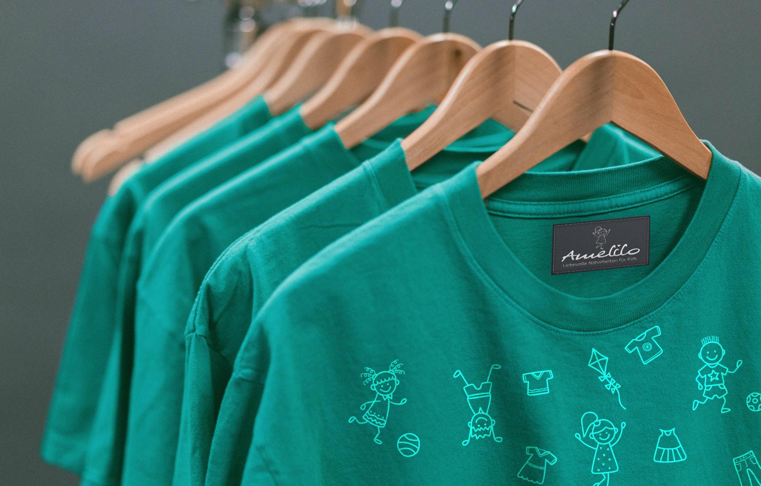 Amelilo T-Shirts