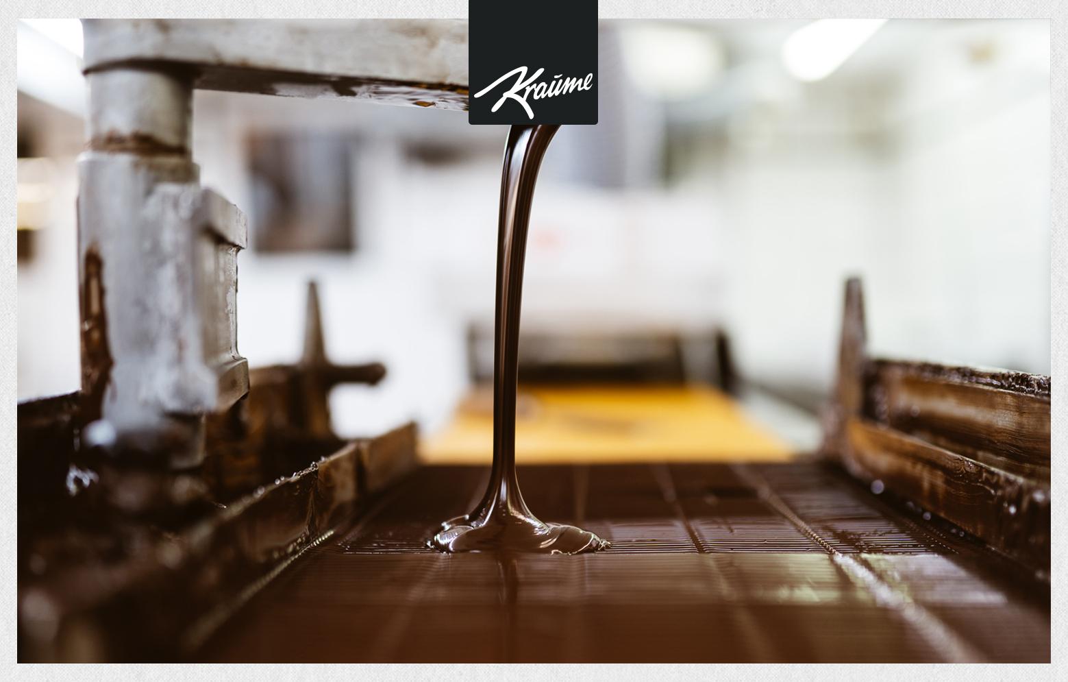 KRAUME Schokoladenmaschine