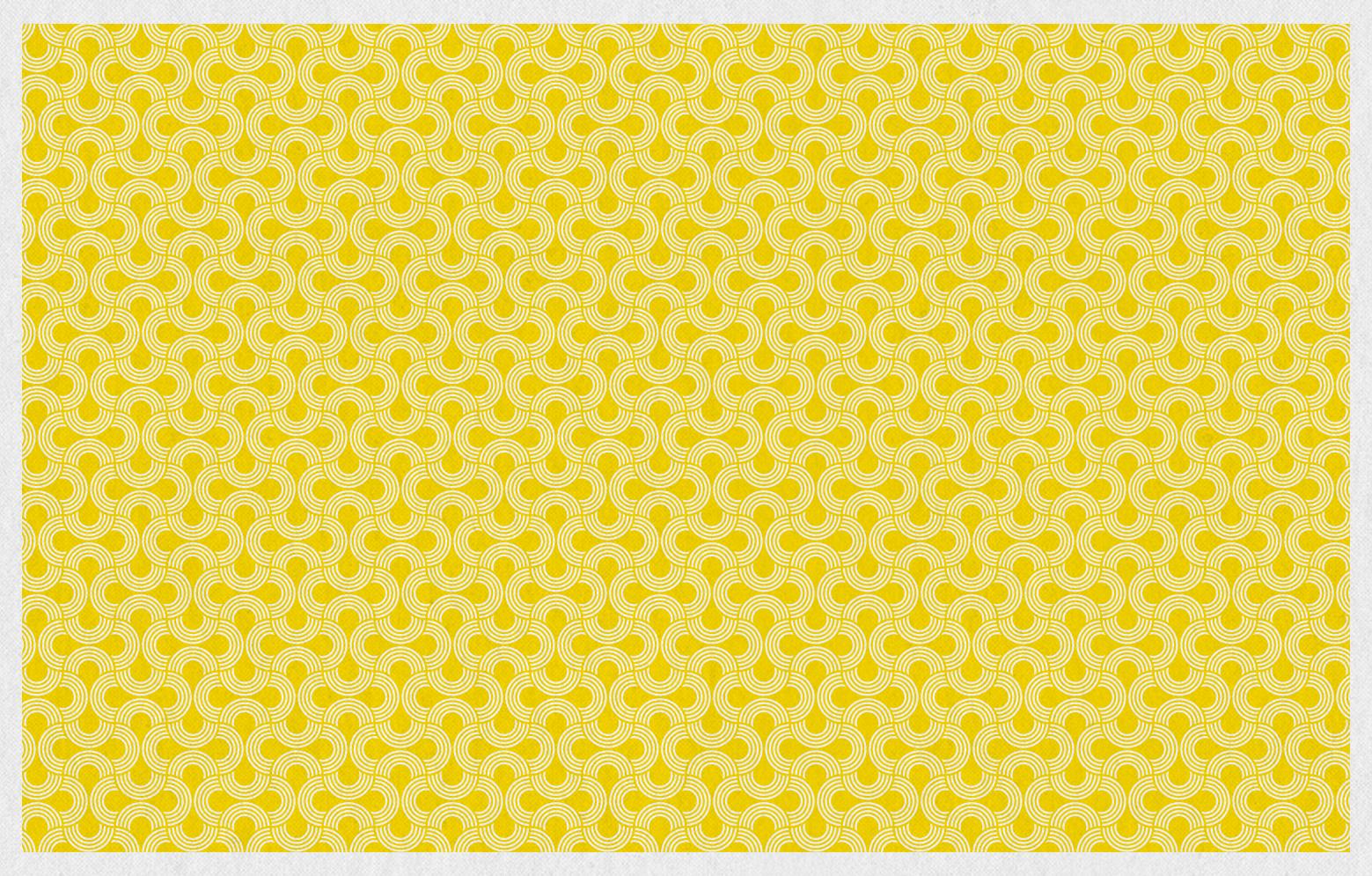 KRAUME CHOC+ Patern gelb
