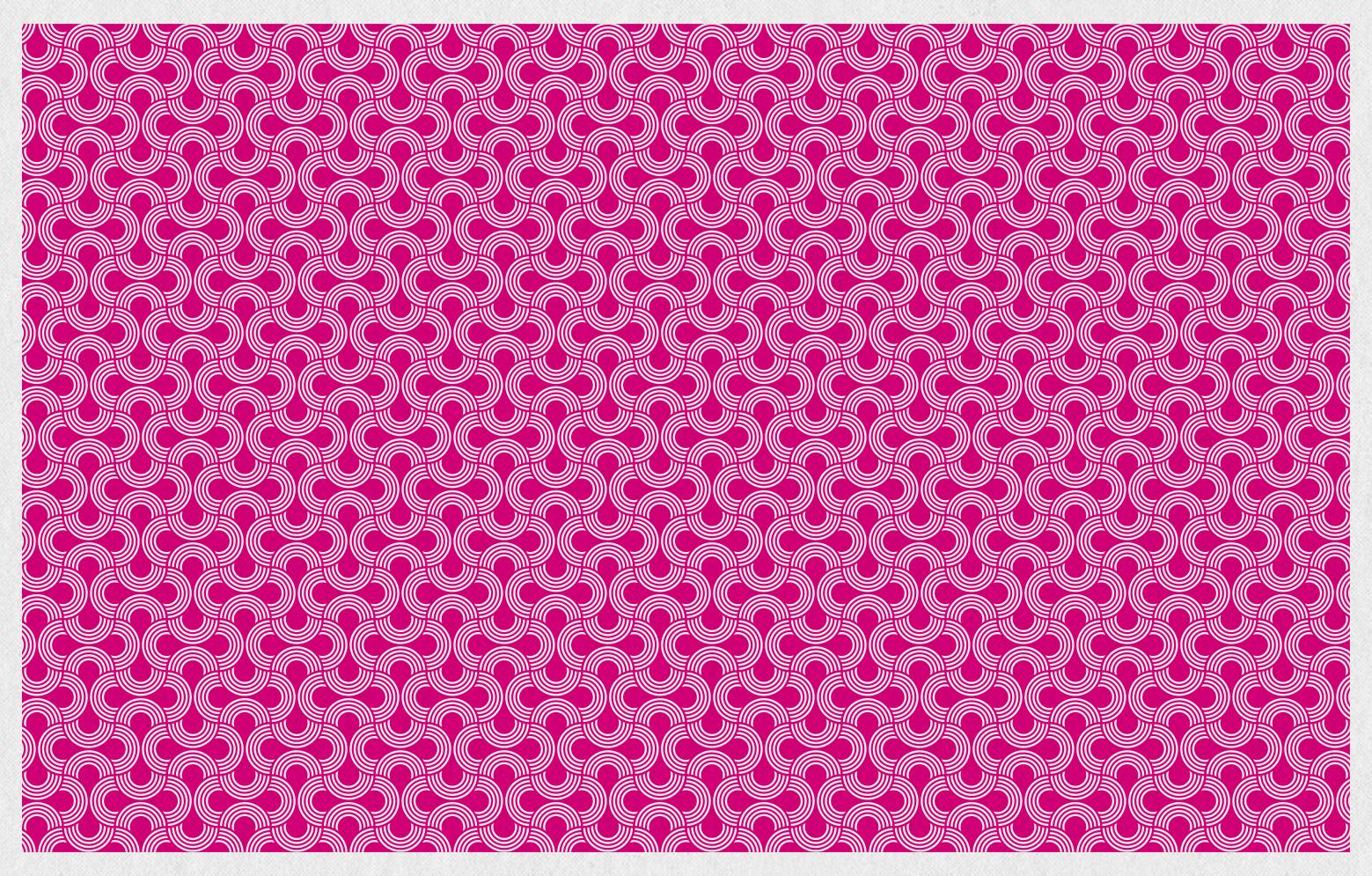 KRAUME CHOC+ Pattern pink